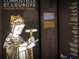 COMPOSTELA Y EUROPA. La historia de Diego Gelmírez