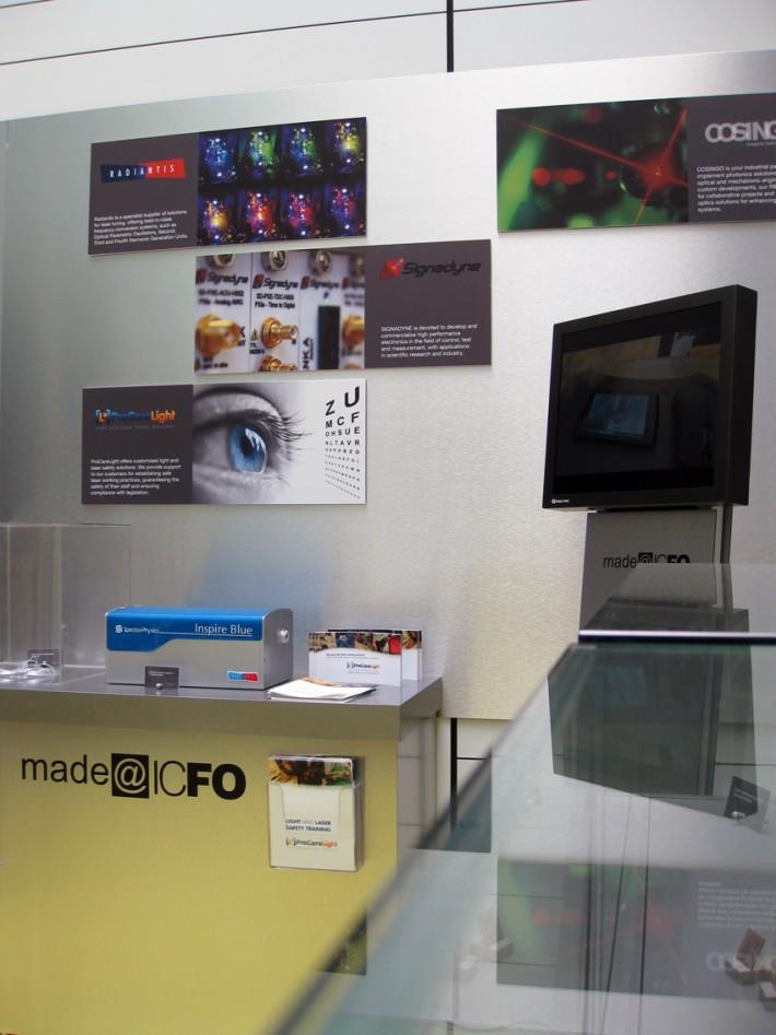 ICFO, The Institute of photonics science, ICFOseum; divulgación científica, divulgació cientíífica, outreach, made at ICFO, made@ICFO