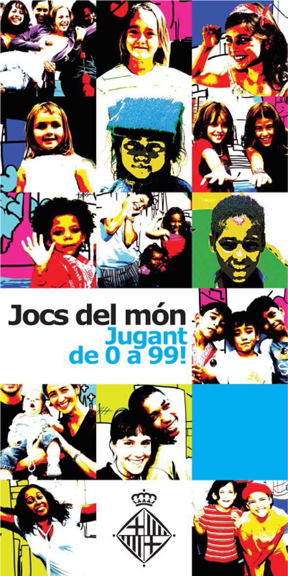 Estand_Stand_Saló Infància_Ajuntament Barcelona 2005