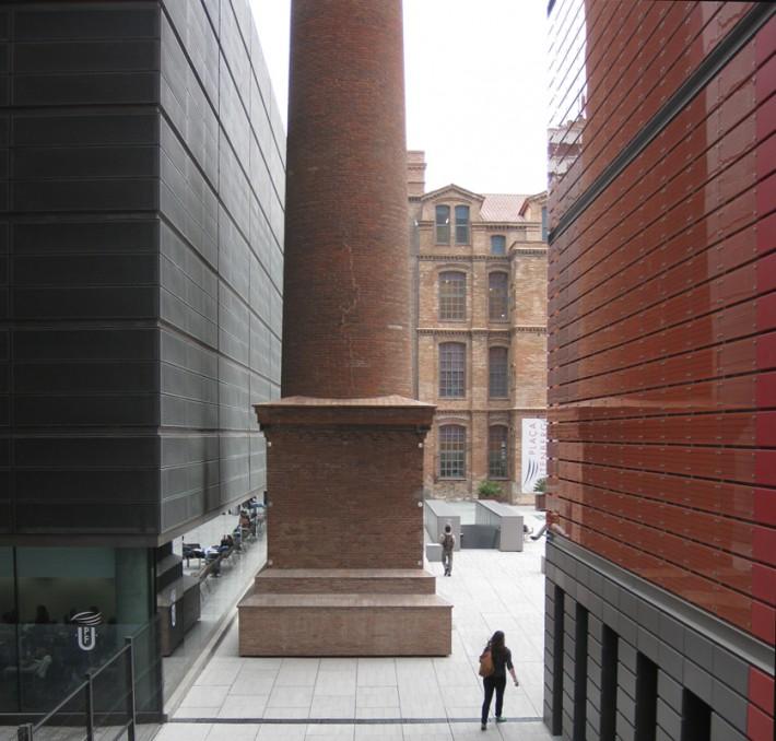 bpdisseny, Maria Rosa Birulés, UPF, Universitat Pompeu Fabra, Barcelona, 2010, retolació, rotulación, signage