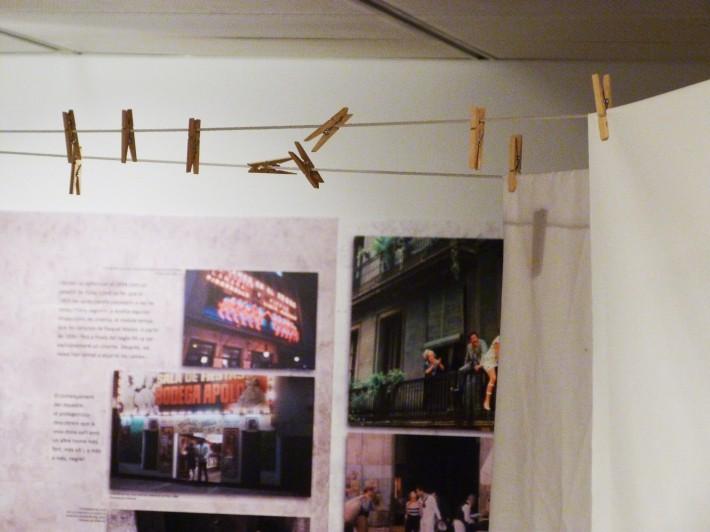 Exposició, exposición, exhibition, Barcelona, Raval, Rabal, filmoteca catalunya, Barcelona film archive