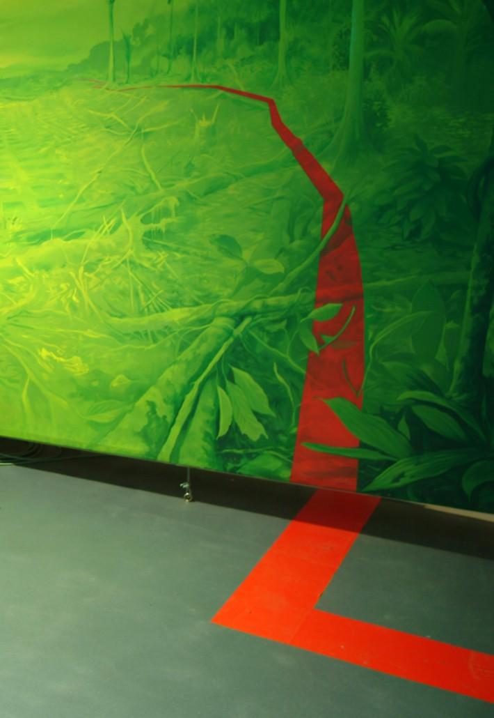 bpdisseny, Maria Rosa Birulés, exposició temporal, exposición temporal,temporary exhibition , La Línia Roja_Cosmocaixa_Barcelona_Sostenibilitat_sostenibilidad_ sustainability