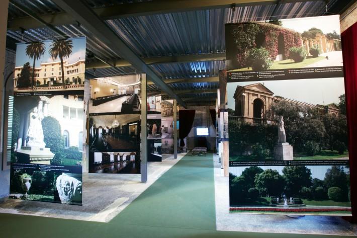 Exposició, exposición, exhibition, Pedralbes, Barcelona