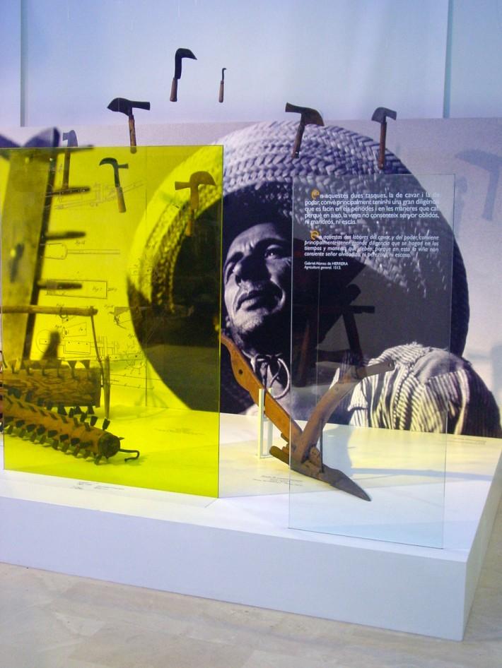 Sentits del VI_Exposició_exposicón_exhibit_palau robert_Barcelona