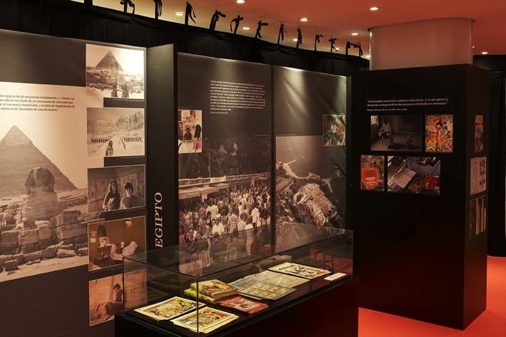 Exposició, exposición, exhibition, Centre Cultural Blanquerna, Madrid, Terenci Moix