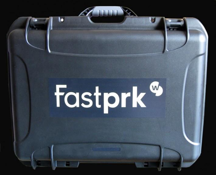 Fastpark by Worldsensing_Maleta demostració_maleta demostración_ Demonstration Suitcase_Smart city_gestió de places d'aparcament-gestión de plzas de aparcamiento_parking spaces management